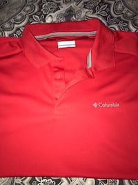 Columbia Polo XL San Benito, 78586