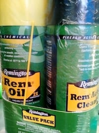 Remington REM ACTION CLEANER PLUS REM OIL COMBO PACK
