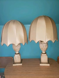 19th century lamps with shade  Montclair, 07042