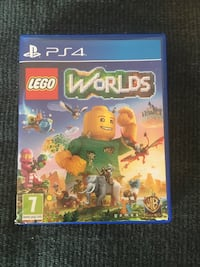 PS4 Lego Worlds 8397 km