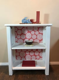 Small Bookcase with Coral Motif Gaithersburg, 20877