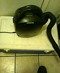black and gray canister vacuum cleaner Stockton, 95205