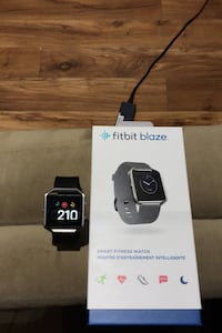 Fitbit Blaze Smart Watch and Fitness Tracker