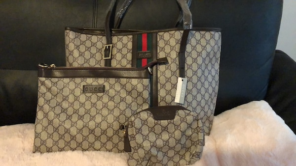 fb331ad7793 Used Gucci set for sale in Clifton - letgo