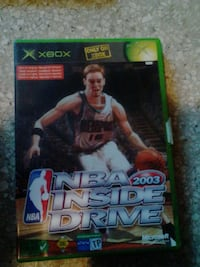 NBA unità all'interno 2003 xbox Sora, 03039