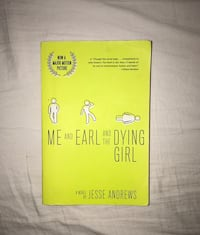 Me and Earl and the Dying Girl book Montréal, H3W 2T3