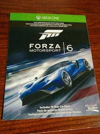 Forza 6 digital copy Baltimore, 21240