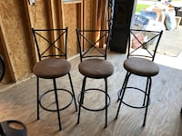 High stool with back Baltimore, 21234