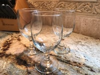 Set of 36 Wine / Water Glasses / Goblets - Great Condition Haymarket, 20169