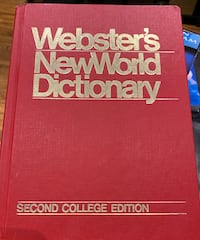 Classic Webster's Dictionary