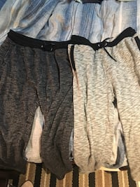 H and M unsex sweat pants size small Surrey, V3S 2A9