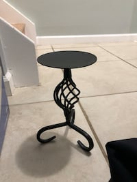 Black iron candle stand Omaha, 68130