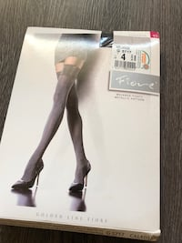 Fiore Silver and Grey Pantyhose Burnaby, V5C 2W9