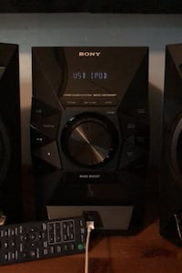 Sony (Bass Boosted) home speakers Langley, V2Z 1L9