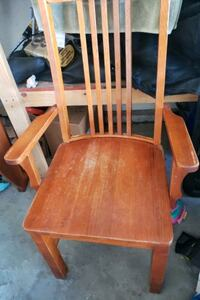 brown wooden windsor rocking chair Grand Junction, 81504