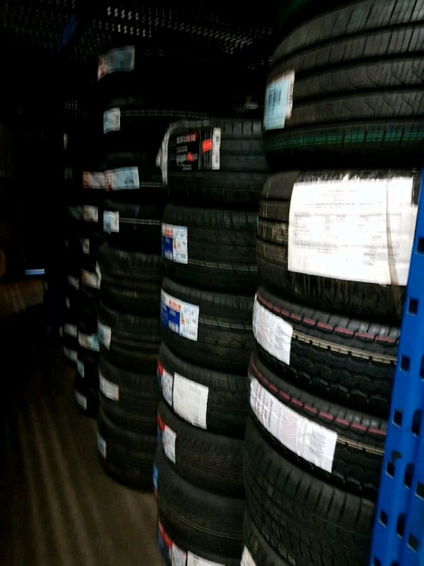 ALL SEASON TIRES SALE ALL SIZES AVAILABLE  $$$