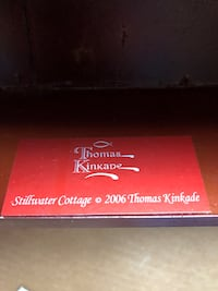 Thomas Kinkade shelf Clarksburg