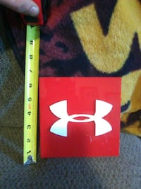 Under armour mini store sign Hedgesville