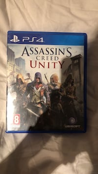 Assassin's Creed Unity PS4 spill tilfelle Oslo, 0685