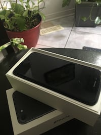 Brand new condition IPHONE 7 Mississauga, L5N 7T5
