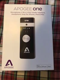 Apogee ONE USB Microphone and Audio Interface for iPad, iPhone, and Mac Seattle