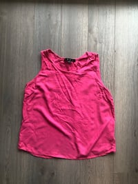 Women's Tank with Open Back Markham, L6B 1N4