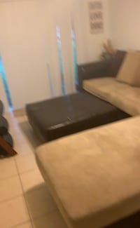 Used Sectional Still In Good Condition For Sale In