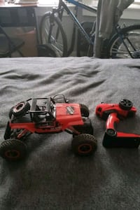 Remote control car ,only used once