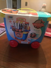 BBQ House Toy