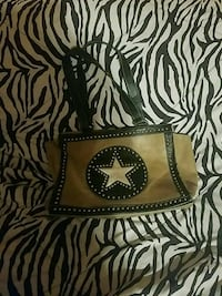 Texas Star purse that has cowhide in the middle Kilgore, 75662
