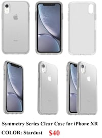 Symmetry Series Clear Case for iPhone XR