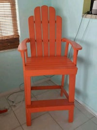brown wooden windsor rocking chair Port St. Lucie, 34984