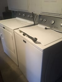 Washer and dryer 2 years old... Laval, H7M 6B2