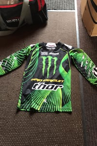 Kids Thor pro circuit racing jersey