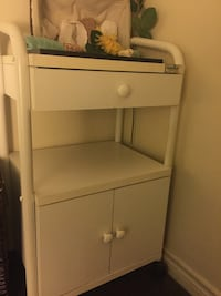 Salon heavy-duty trolley with one drawer and 2 doors Beaconsfield