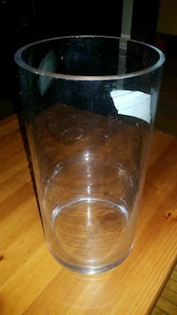 clear glass cup with lid Winnipeg