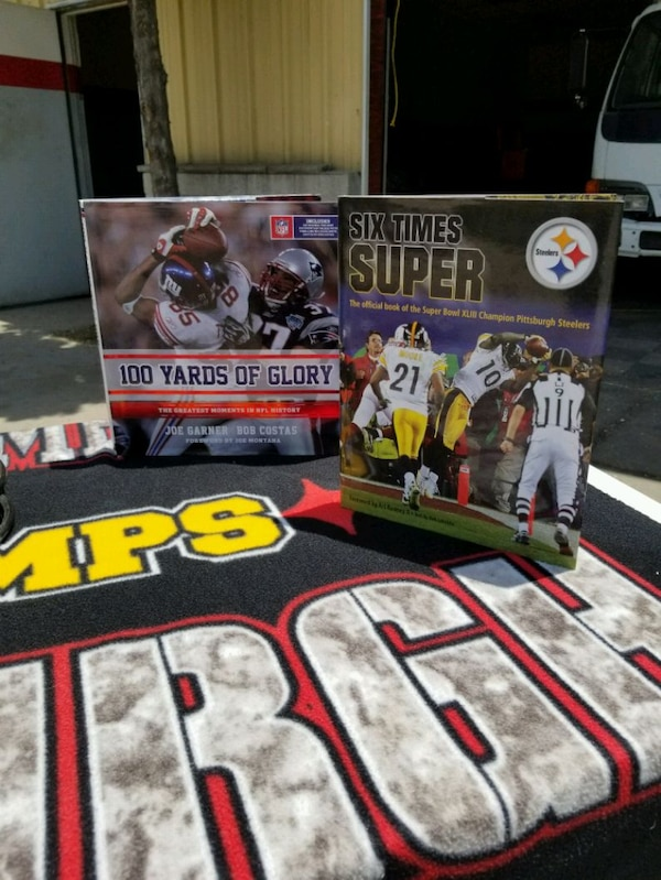 56eccd2c560 Used Pittsburgh Steelers stuff for sale in Cypress - letgo