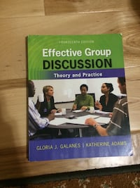 Effective group discussion textbook Vancouver, 98682