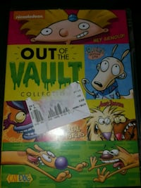 Nickelodeon Out of the Vault DVD Collection Gaithersburg