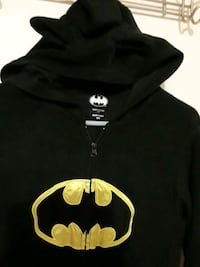 DC Comics ladies Batman onesie  size small / medium