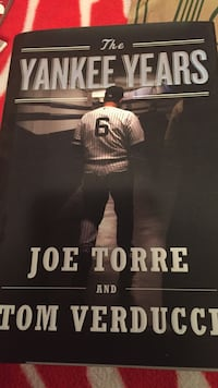 The Yankee Years Joe Torre and Tom Verducci book Saskatoon, S7H 3Z8