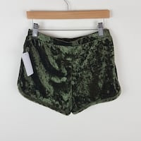 women's black and gray floral shorts Los Angeles, 90001