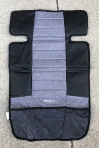 Eddie Bauer seat protector.  Protects your seat from a car seat