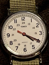 Green and Silver Timex Watch Tampa, 33604