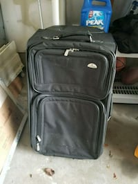black and gray luggage bag Gaithersburg, 20879