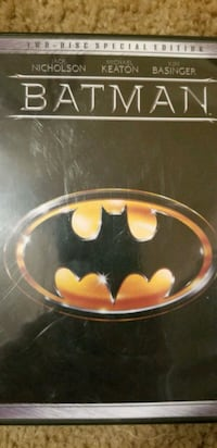 Batman dvd Essex, 21221