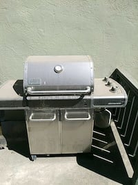 gray and black gas grill San Diego, 92103