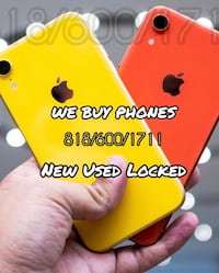 yellow and black iPhone case Los Angeles, 91335