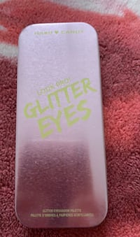 Hard candy look pro glitter eyes palette