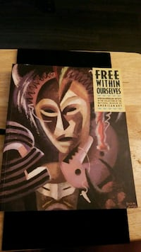 Free within ourselves(African  American  artists ) Hyattsville, 20784